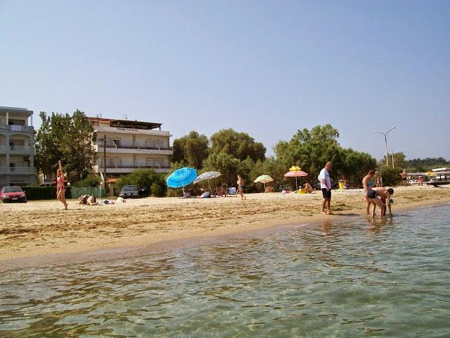The best and the cheapest place for summer holidays in GREECE,ON THE SEA,FREE WI FI
