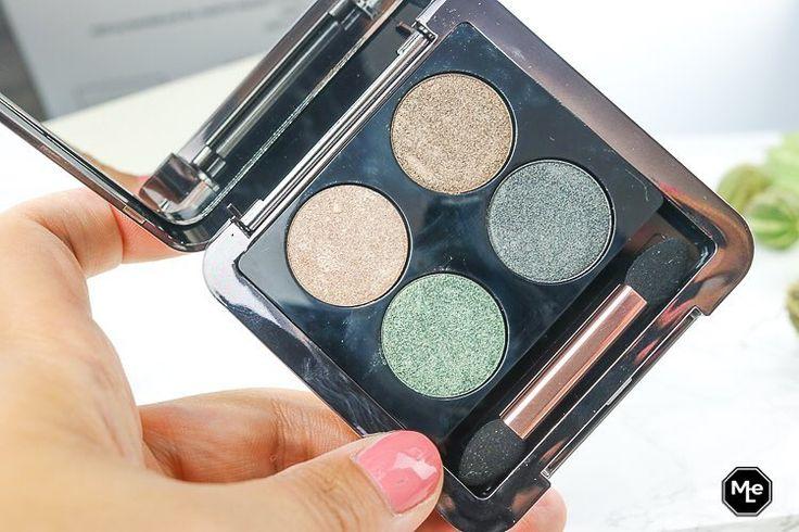 De Eye Shadow Quattro in de kleur 03 green van Babor bevat 4 kleuren oogschaduw afgestemd op de trendkleur groen. De poeders laten zich eenvoudig aanbrengen en er is minimale fall-out. Ook zijn ze makkelijk te vervagen. . . . . .  #instalike #picoftheday #instadaily #instagood #photooftheday #instapic #igdaily #instaphoto #inspiration #beautyblogger #beauty #instabeauty #musthave #makeup #beautiful #makeuplove #makeupblogger #instamakeup #makeupaddict #beautyaddict #beautytips #bloggernl…