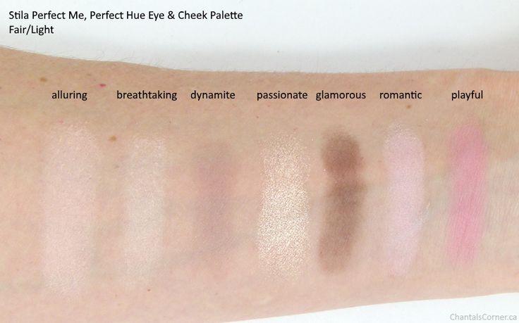 Perfect Me, Perfect Hue Eye & Cheek Palette by stila #21