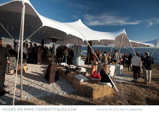 Beach Wedding Reception www.bedouinevents.co.za