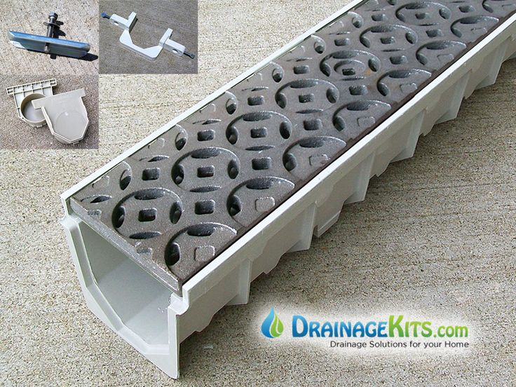 Patio Drainage Solutions Google Search Pinteres