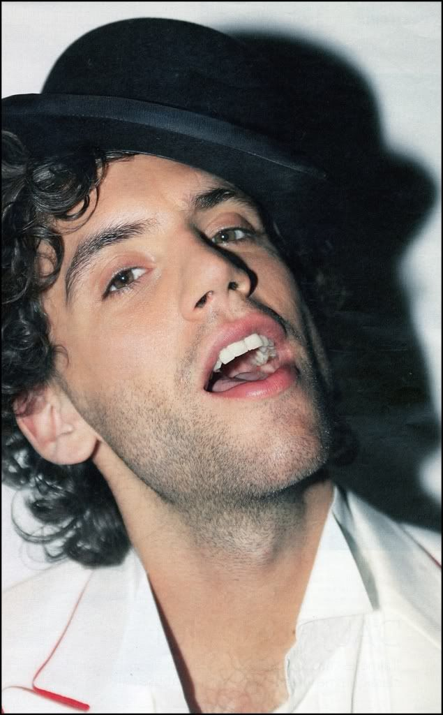 roxleyspam:   MIKA | Happy Birthday  - and the anomaly is slipping into familiar ways