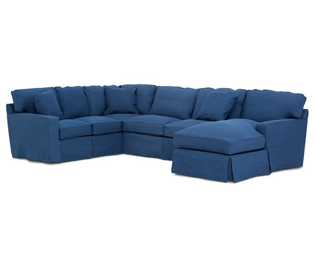 Hyannis Port 3 Pc. Sectional Sofa Mart 1 844 763 6278