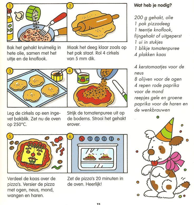 Afbeeldingsresultaat voor stappenplan koken
