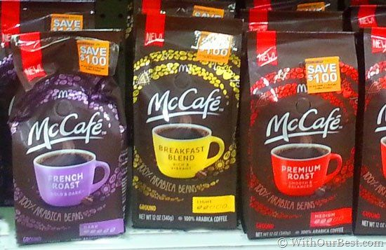 McCafe coffee bags and pods now in stores. #McCafeMyWay #Ad #CollectiveBias