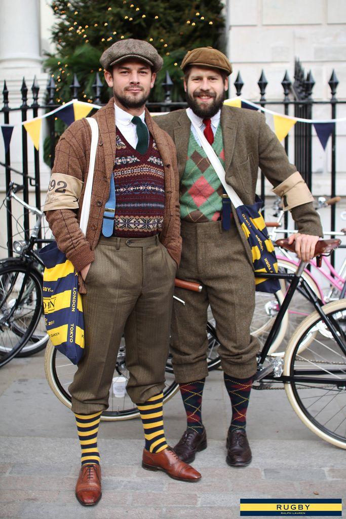 london tweed run 2011...x