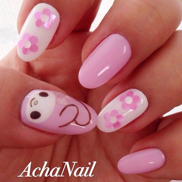 achanail #nail #nails #nailart