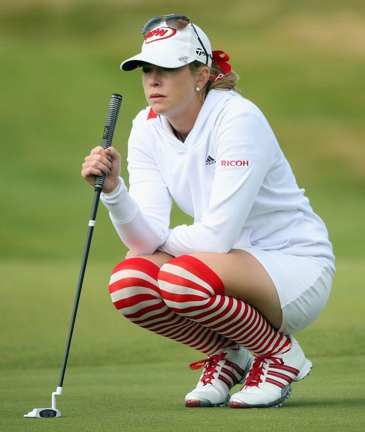 LPGA — Paula Creamer