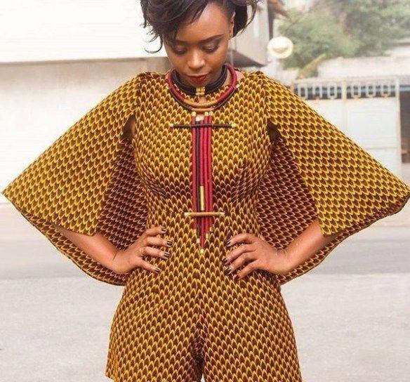 Latest Shweshwe Traditional Dresses Designs 2016 / 2017 - Reny styles