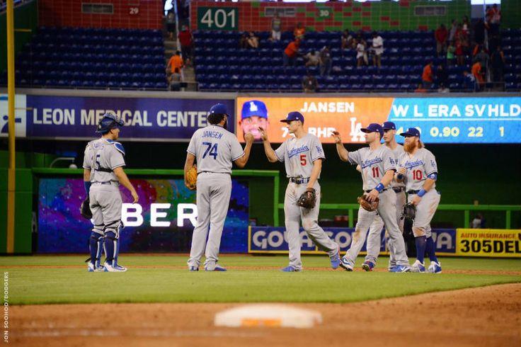 • Una impresionante racha de los Dodgers los tiene como amos absolutos de la Liga Nacional; los de Los Ángeles ganaron 29 de los últimos 33 juegos.