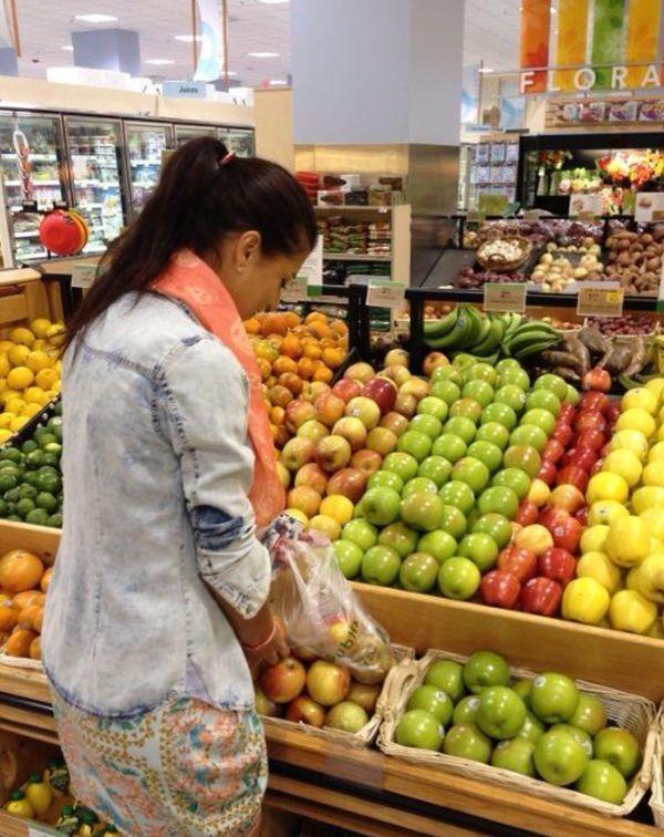 Sorana Cirstea si-a cumparat mere la Miami
