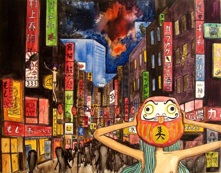 Watercolor&Canvas.. by Takemi/Tatoki