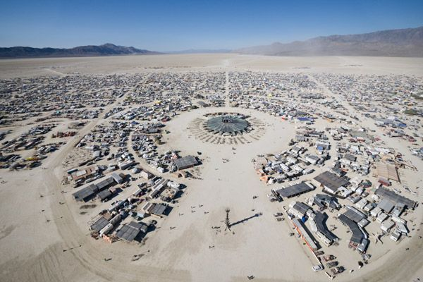 Black Rock City - Burning Man | Scott Haefner Photography