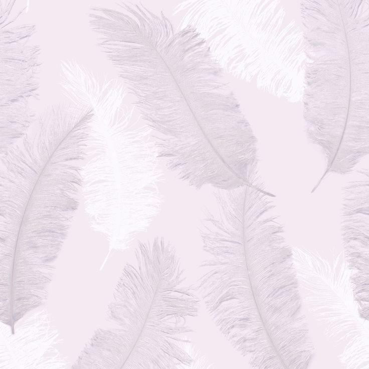 Colours Umali Pink Feather Embosed Glitter Wallpaper | Departments | DIY at B&Q