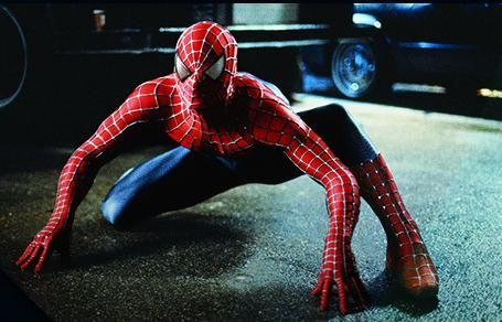 spider-man movie 2002 pinterest | ... adventure SPIDER-MAN (rated PG-13 for stylized violence and action