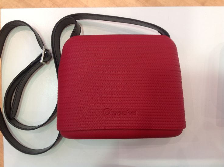 O pocket red #OPOCKET #fullspotbiarritz #fullspot #itbag