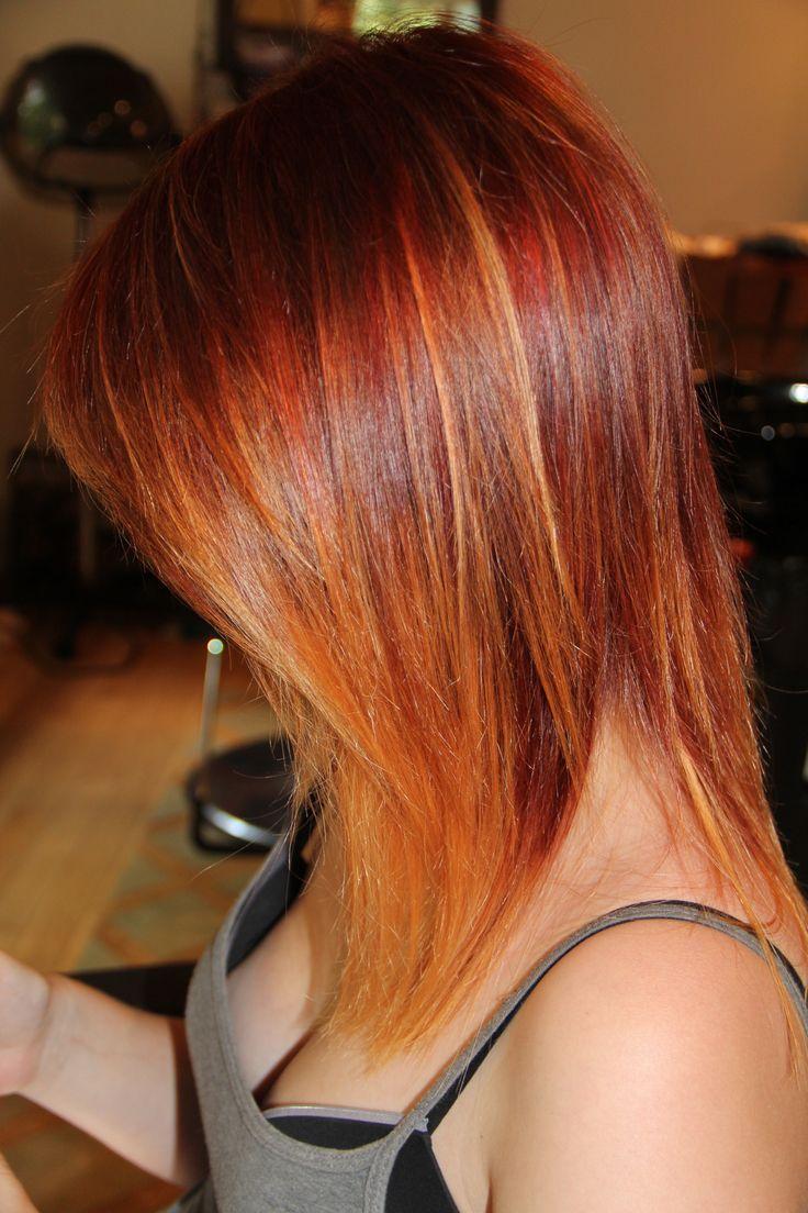 Copper Ombre'