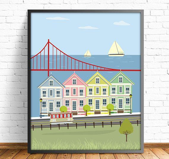 San Franciscolaminas para imprimirlaminas