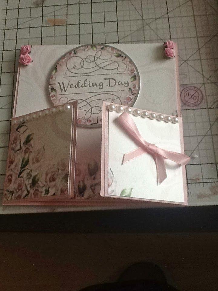 Kraftycards by Chris: Wedding Card