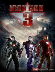 Iron Man 3: The Official Game is a mobile phone game. It has been developed & published by Gameloft. It was released on April 25, 2013 & is based on the film Iron Man 3. It is an endless runner, where player attempts to dodge objects to score points & complete the level & defeat villains from the Iron Man universe. This game received mixed reviews, with critics praising  core premise, but criticizing games excessive in-app purchases & time restrictions.
