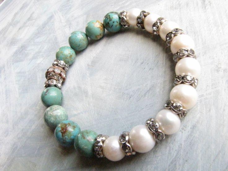 471 best Jewelry: stretch bracelets images on Pinterest | Stretch ...