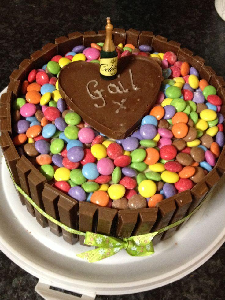 My birthday cake off my sister xx