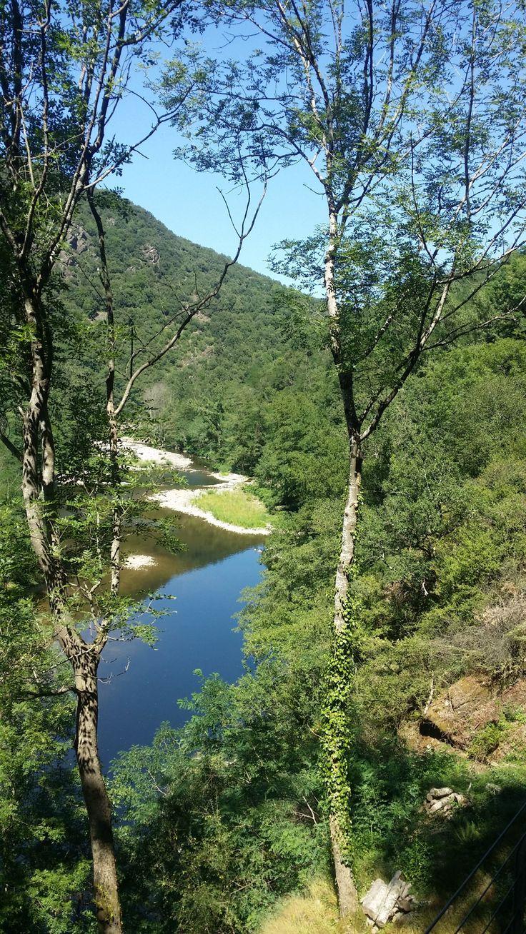 Les Gorges du Doux ● Ardèche
