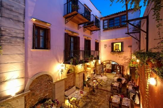 Foto's van Veneto Restaurant, Rethymnon - Restaurant afbeeldingen - TripAdvisor