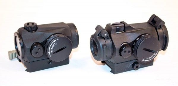 Aimpoint Micro H-1 and Micro T-2 optics. Best AR 15 Scopes