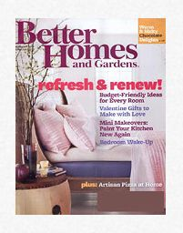 free 1 year subscription to better homes and gardens magazine - Free Better Homes And Gardens Magazine