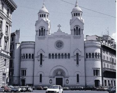 The Waldensian Church in Rome