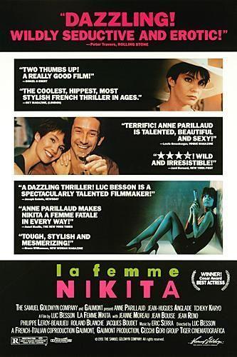 La Femme Nikita.  1990.