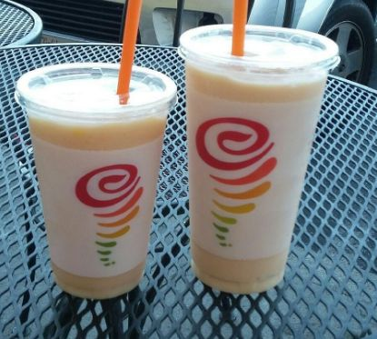 There are also four different gummy-bear smoothies at Jamba Juice. | 14 Secret Kids' Menu Items You Didn't Know About