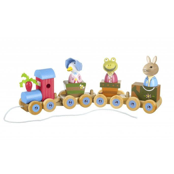 Peter Rabbit™ Puzzle Train