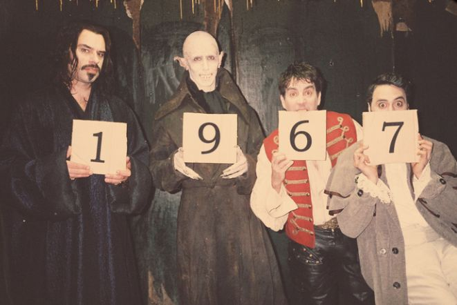 What We Do in the Shadows // 2014