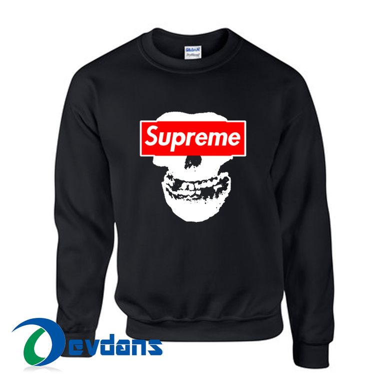 Like and Share if you want this  The Misfits Supreme Sweatshirt Unisex Adult Size S to 3XL     Tag a friend who would love this!     $23.99    Get it here ---> https://www.devdans.com/product/misfits-supreme-sweatshirt-unisex-adult-size-s-3xl/