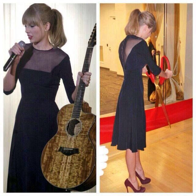 Taylor Swift opens $4 Million music education center in Nashville