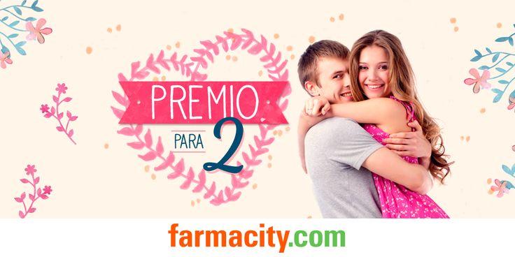 Farmacity.com - Premio para 2 - Elegí una fragancia para vos y tu pareja. Sumá más chances para ganar, compartiendo la promo en tus redes sociales.