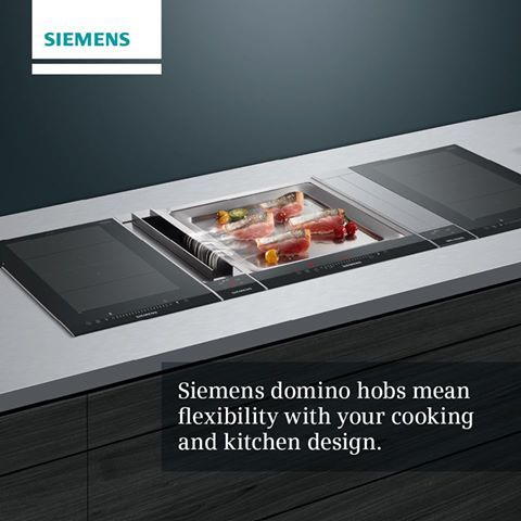 17 best siemens domino hobs images on pinterest baking center cooking ware and kitchen appliances. Black Bedroom Furniture Sets. Home Design Ideas