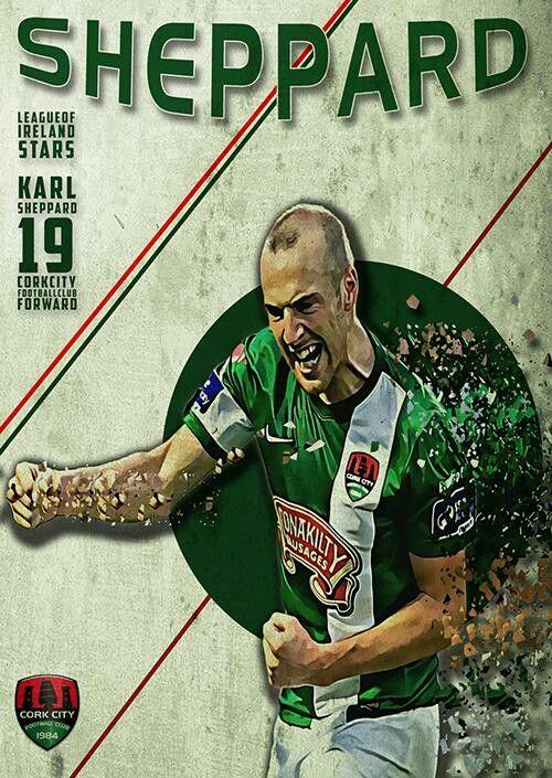 Karl Sheppard - Cork City FC