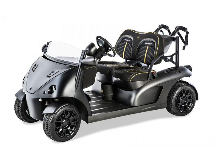 L'ultime voiturette de Golf - luxury toys new concept store - toys4vip.com