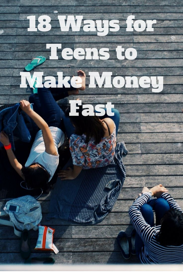 cool jobs for teens