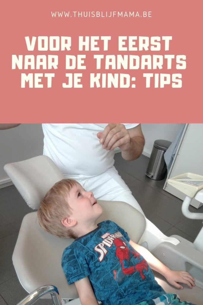 Voor de eerste keer naar de tandarts! + tips | Tandarts
