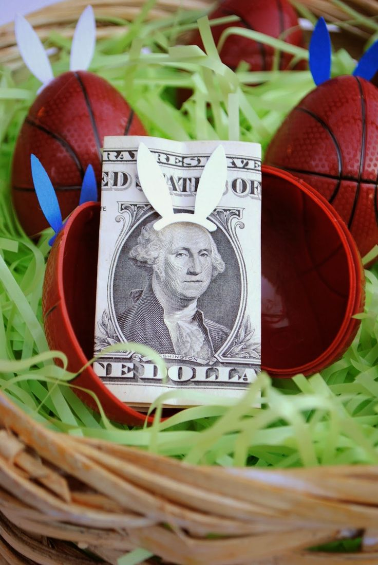 772 best ideas for gifts images on pinterest fun gifts easiest way to fill easter eggs bunny money easterbunny negle Gallery