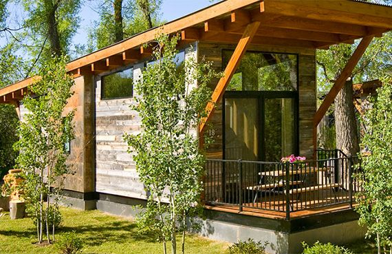 Fireside Resort - exterior - photos : wheelhaus