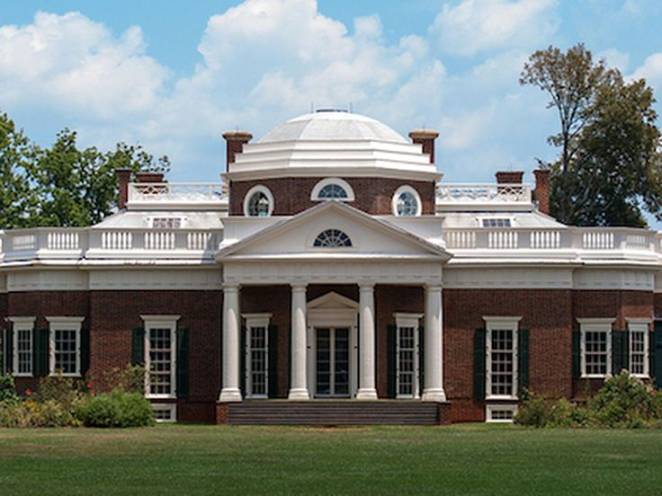 Monticello  931 Thomas Jefferson Pkwy  Charlottesville, VA 22902