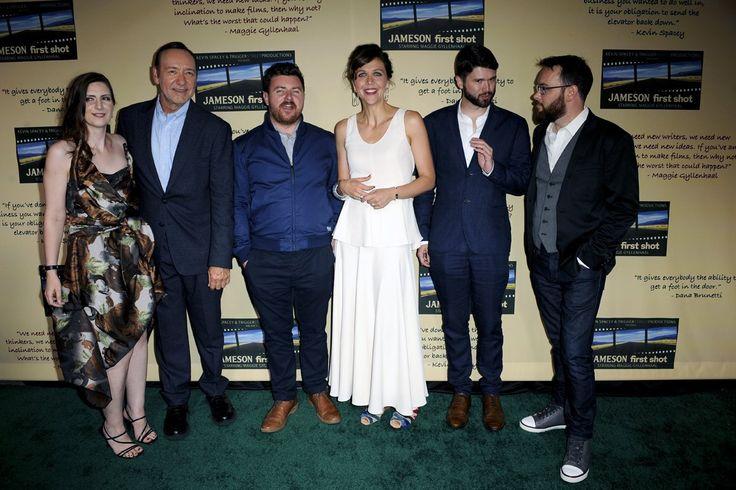 Kevin Spacey / Jason Perini / Maggie Gyllenhaal