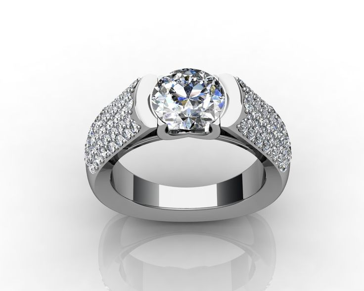 Engagement+Rings | Cartier Engagement Ring; Luxurious Ring for Engagement : Clatter Ring