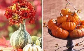 fall pumpkin wedding centerpiece,f all wedding tips, fall wedding ideas
