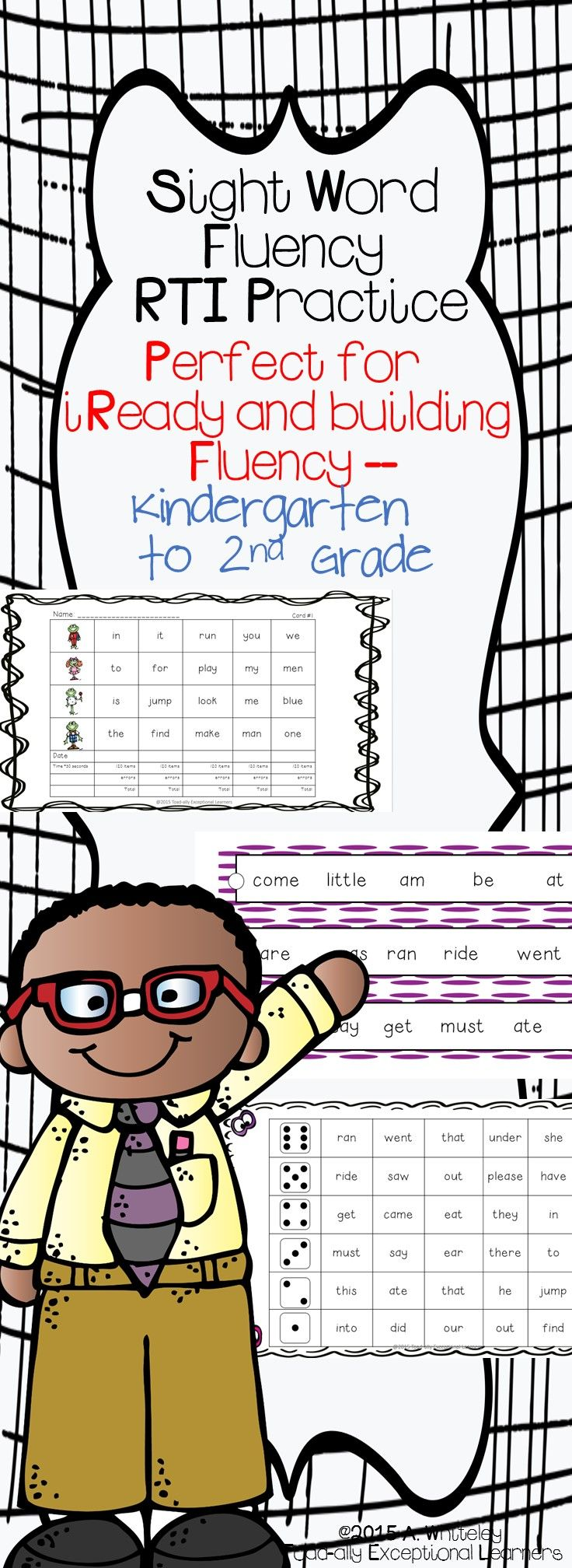 Creating Fluent Readers